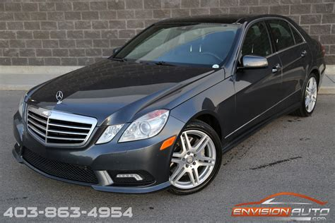 mercedes benz  matic spotless history envision auto calgary highline luxury sports
