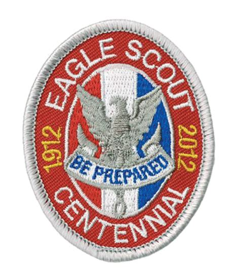 eagle scouts special badge for scouts who earn eagle in 2012 bryan on
