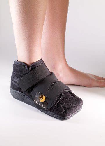 broken foot boot corflex shoe post op foot surgery boot s