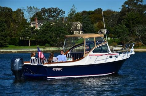 lobster boat happy hour steiger craft 255 nantucket more than just happy hour