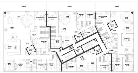 the grove floor plans grove at grand bay preconstruction of miami
