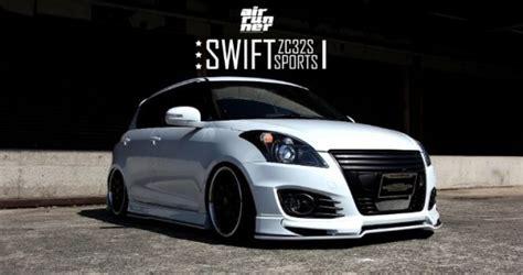 suzuki swift sport  cool  beli kit  air ride