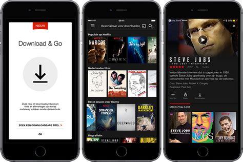 filme downloaden netflix iphone netflix offline kijken zo werkt het downloaden van films