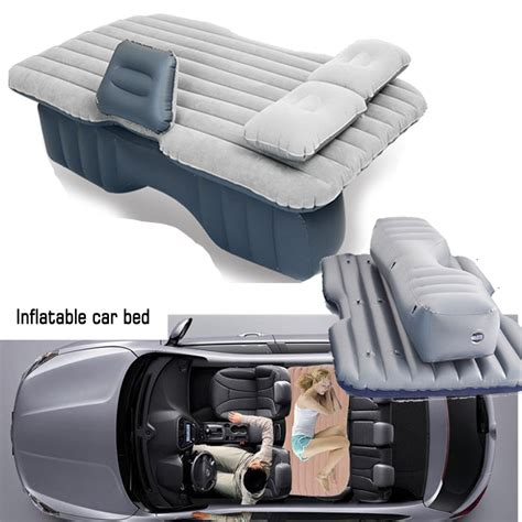 air seat cushion truck waterproof back seat of car air cushion car travel bed air