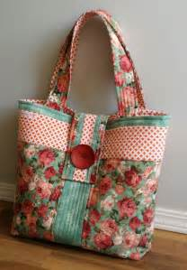 quilted tote tutorials for bags purses and totes