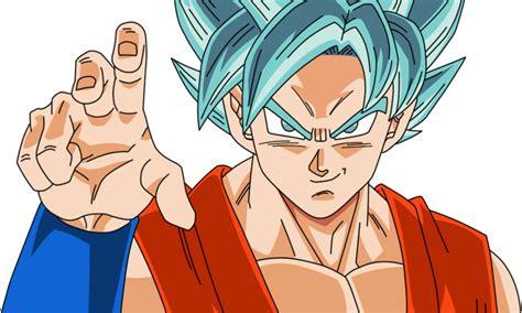imágenes de goku con el pelo azul goku ssjg ssj by gasariel on deviantart
