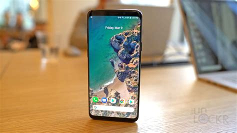 samsung stock how to make your samsung galaxy s9 look like stock android