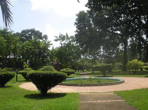 Au Jardin Botanic Garden Jardin Botanique De Cayenne