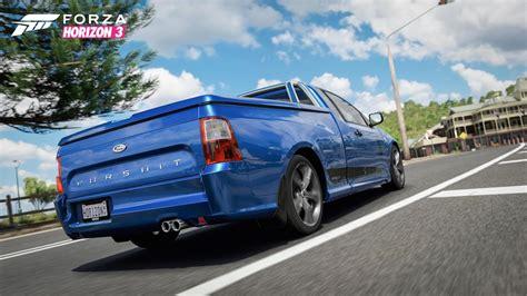 Forza Horizon 3 gets Ford Falcon XR8, Holden Torana A9X