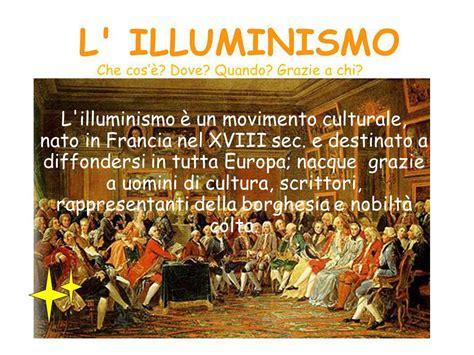 l illuminismo in francia ppt scaricare