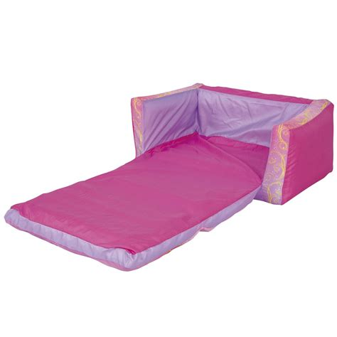 flip out sofa bed disney princess flip out sofa sofa bed ready room new ebay