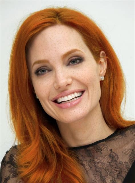 who is a celebraty with red hair celebrities who have suddenly become with fiery red hair
