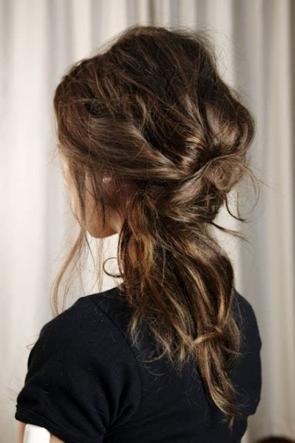 wet and messy hair look messy upstyles for the weekend lots of twists into a