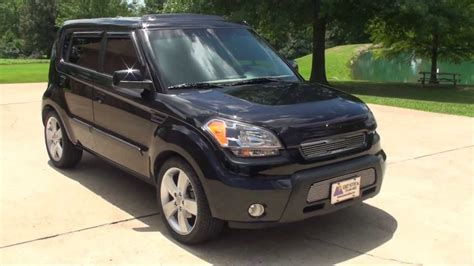 Kia Soul With Sunroof For Sale Hd 2010 Kia Soul Sport Black Sunroof Used For Sale