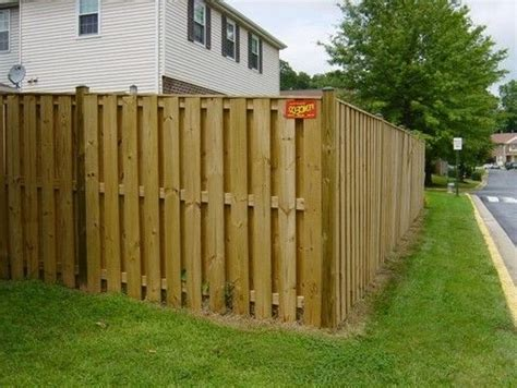 types of fences for backyard types of wood fences for backyard 28 images interior