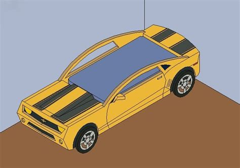 transformer bed transformer bumblebee bed by ken artwanted com