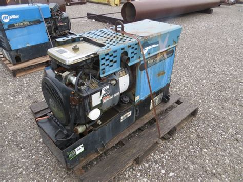 Welder Compass 5 miller legend welder generator onan 18 hp gas engine