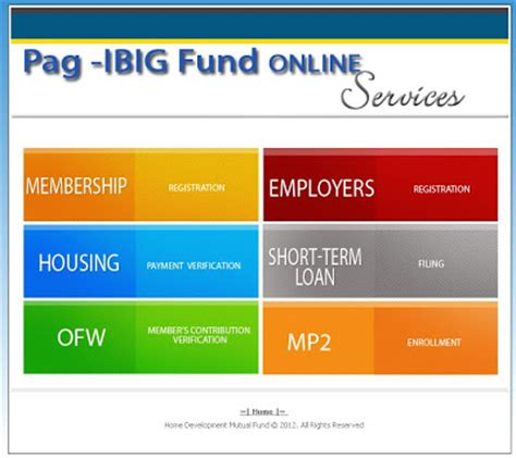 pag ibig log in popular manila pag ibig ofw member s contribution