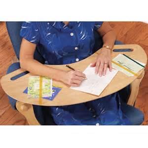 wooden armchair desk portable chair table arm rest tv