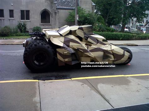 lamborghini hummer batmobile the batman universe tdkr rumor mill anne hathaway on set