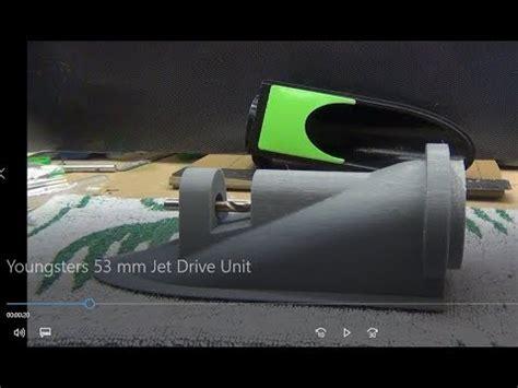 big rc boat jet drive aluminum rc jet boat part 1 intro huge jet drive