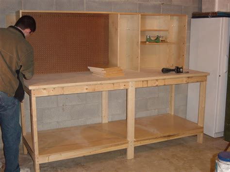 reloading bench shelves reloading bench design updated with pics 56k beware