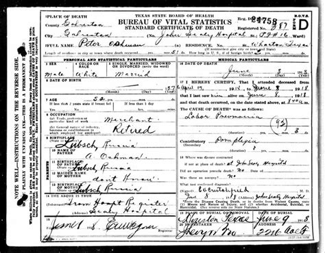 Galveston Birth Records 17 Best Images About Familytree Oshman On
