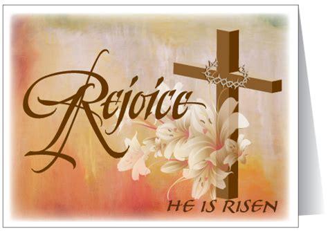 cards christian spiritual he is risen easter greeting 10523 harrison