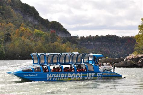 jet boat niagara video feel the adrenaline of a whirlpool jet boat niagarafalls