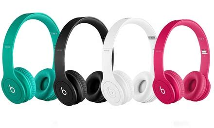 Headset Beats Hd N2s9 beats by dr dre hd drenched headphones groupon
