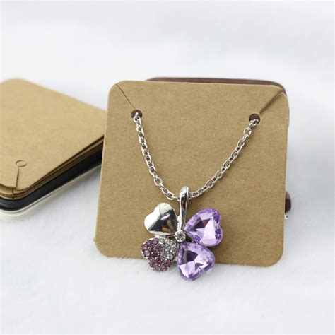 Online Buy Wholesale Gift Card - online buy wholesale necklace display cards from china necklace display cards