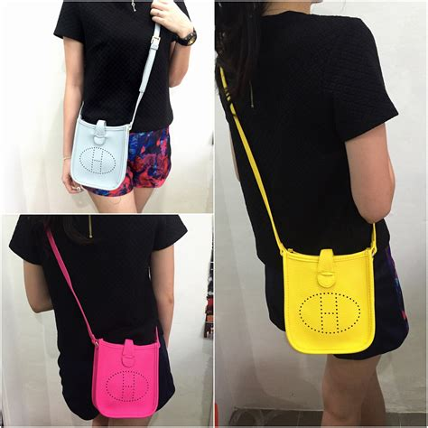 Tas Import Hermes Mini hermes evelyne mini size different styles of hermes bags