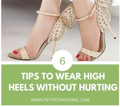 tips on wearing high heels comfortably 6 tips on how to wear comfortable heels all day long