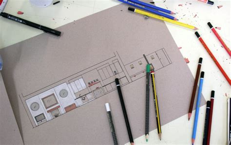 interior design college course chelsea college of and design s interiors course