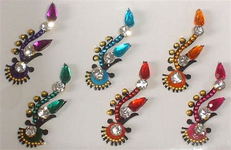 FASHION of Life Style: Indian Bindi Designs