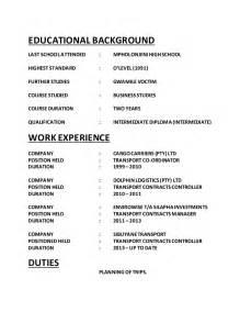mandlas resume 1 resume education tips sles
