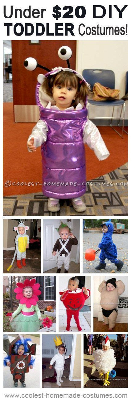 top  diy infant toddler halloween costumes