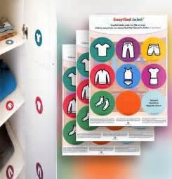 schrank aufkleber kommoden aufkleber als sortierhilfe kinder