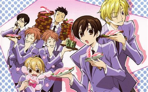 Jumbo Shrimp Ouran High School Host Club