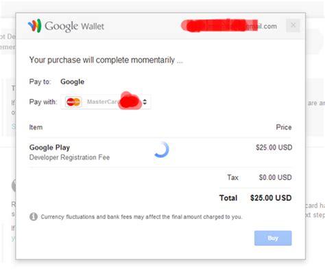 Cara Membuat Kartu Kredit Google Play | cara daftar google play developer tanpa kartu kredit card