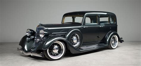 Red Paint by 34 Dodge Brothers Sedan Kindig It