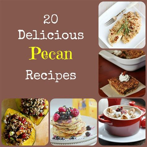 potassium cookbook delicious potassium recipes to add to your daily diet books 20 delicious pecan recipes around my family table