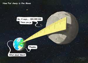 How Far Is It To How Far Away Is The Moon Pictures To Pin On