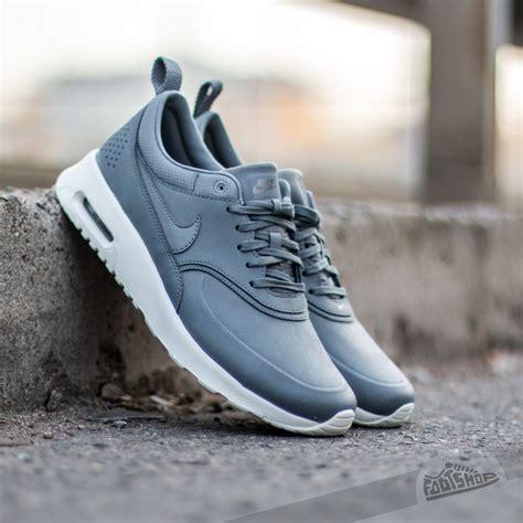 Nike Air Max Thea Grey nike wmns air max thea prm cool grey cool grey metallic