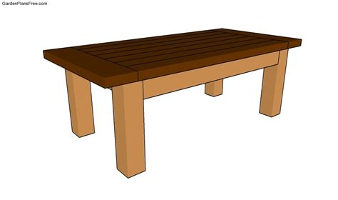 Free Coffee Table Plans Free Garden Plans How To Build Free Coffee Table Plans