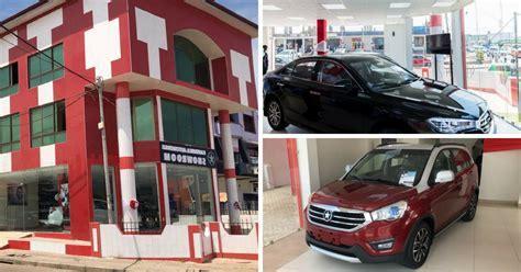 Kantanka Car Showroom Opened, Take A Look At The Cars