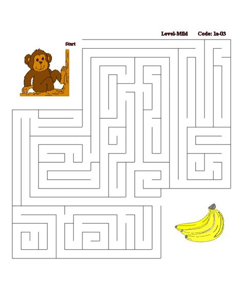 printable mazes for elementary school printable maze puzzle sheet learning math pinterest
