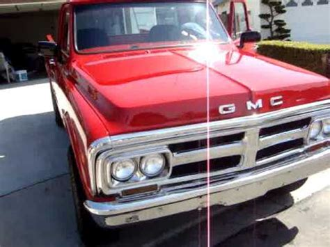 69 gmc truck for sale