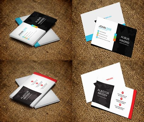 28 premium business card templates premium business