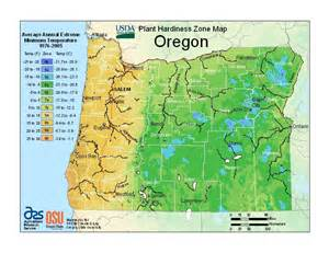 oregon soil map carlseng designs new usda hardiness zone map